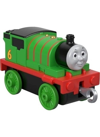 Thomas & Friends Thomas & Friends Sür-Bırak Küçük Tekli Tren Şercy (Fxx03) Renkli